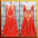 BALLROOM COMPETITION DRESS LDW (ST343)