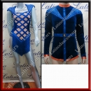 LATIN SALSA COMPETITION FOR COUPLE DRESS-SHIRT LDW (AL85/BA31)