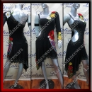 LATIN SALSA COMPETITION DRESS LDW (VL633)
