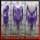 LATIN SALSA COMPETITION DRESS LDW (VL634)
