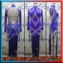 LATIN SALSA COMPETITION DRESS LDW (VL635)
