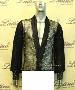 MAN LATIN SALSA SHIRT LDW (BS12)