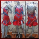 LATIN SALSA COMPETITION DRESS LDW (AL74A)