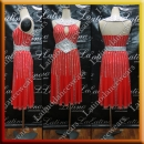 LATIN SALSA COMPETITION DRESS LDW (LT1316)
