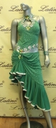 LATIN SALSA COMPETITION DRESS LDW (LS97) only on sale on latinodancewears.com