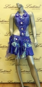 LATIN SALSA COMPETITION DRESS LDW (LS98) only on sale on latinodancewears.com