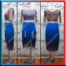 LATIN SALSA COMPETITION DRESS LDW (LT3008)