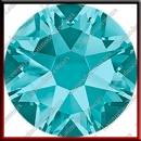 1 GROS SWAROVSKI RHINESTONES ELEMENT 1 (BLUE ZIRCON 229)