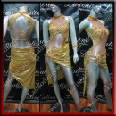 LATIN SALSA COMPETITION DRESS LDW (AL97A)