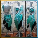 LATIN SALSA COMPETITION DRESS LDW (LT1197B)