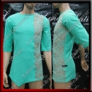 MAN LATIN SALSA SHIRT LDW (B430)