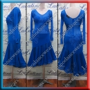 LATIN SALSA COMPETITION DRESS LDW (LS391)