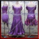 LATIN SALSA COMPETITION 3 IN 1 DRESS LDW (LT1330)