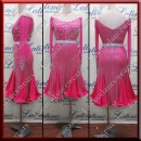 LATIN SALSA COMPETITION DRESS LDW (LT3013)