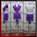 LATIN SALSA COMPETITION DRESS LDW (LT3014)