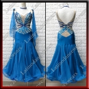 BALLROOM COMPETITION DRESS LDW (ST349)