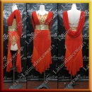 LATIN SALSA COMPETITION DRESS LDW (VL650)