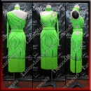 LATIN SALSA COMPETITION DRESS LDW (VL652)
