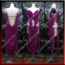LATIN SALSA COMPETITION DRESS LDW (VL654)