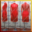 LATIN SALSA COMPETITION DRESS LDW (LT1023B)