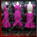 LATIN SALSA COMPETITION DRESS LDW (LT1312A)