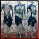 LATIN SALSA COMPETITION DRESS LDW (LS316C)