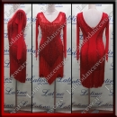 LATIN SALSA COMPETITION DRESS LDW (VL647A)