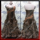 BALLROOM COMPETITION DRESS LDW (ST281A)