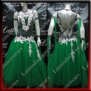 BALLROOM COMPETITION DRESS LDW (ST1002B)