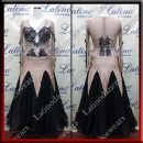 BALLROOM COMPETITION 2 IN 1 DRESS LDW (ST1004)