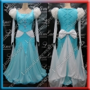 BALLROOM COMPETITION DRESS LDW (ST1005)