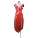 LATIN SALSA COMPETITION DRESS LDW (AL102)