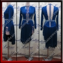LATIN SALSA COMPETITION DRESS LDW (LT3015)