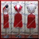 LATIN SALSA COMPETITION DRESS LDW (VL656)