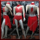 LATIN SALSA COMPETITION DRESS LDW (LS375A)