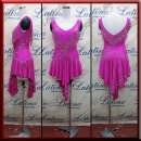 LATIN SALSA COMPETITION DRESS LDW (LS390A)