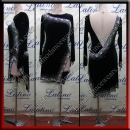 LATIN SALSA COMPETITION DRESS LDW (LT1004C)
