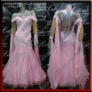 BALLROOM COMPETITION DRESS LDW (ST1006)
