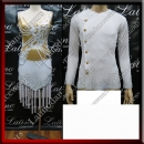 LATIN SALSA COMPETITION FOR COUPLE DRESS-SHIRT LDW (LT1228/B294)