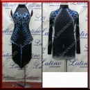 LATIN SALSA COMPETITION FOR COUPLE DRESS-SHIRT LDW (VL667/B436)