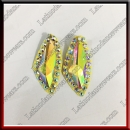 WOMAN LATIN SALSA BALLROOM EARRINGS (EA41)