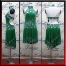 LATIN SALSA COMPETITION DRESS LDW (LS211A)