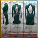 LATIN SALSA COMPETITION DRESS LDW (LT3004A)