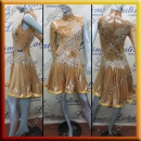 LATIN SALSA COMPETITION DRESS LDW (VL557A)