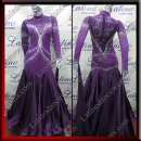 BALLROOM COMPETITION DRESS LDW (VS170)
