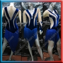 LATIN SALSA COMPETITION DRESS LDW (VL671)