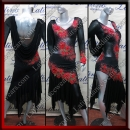LATIN SALSA COMPETITION DRESS LDW (VL672)