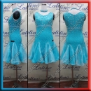 LATIN SALSA COMPETITION DRESS LDW (AL103)