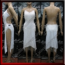LATIN SALSA COMPETITION DRESS LDW (LT1286A)