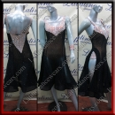 LATIN SALSA COMPETITION DRESS LDW (LS404)